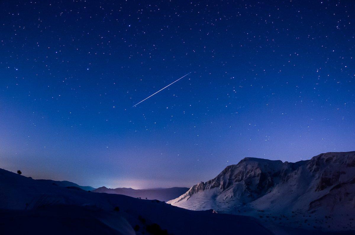 Метеорный поток Ориониды достигнет пика 20