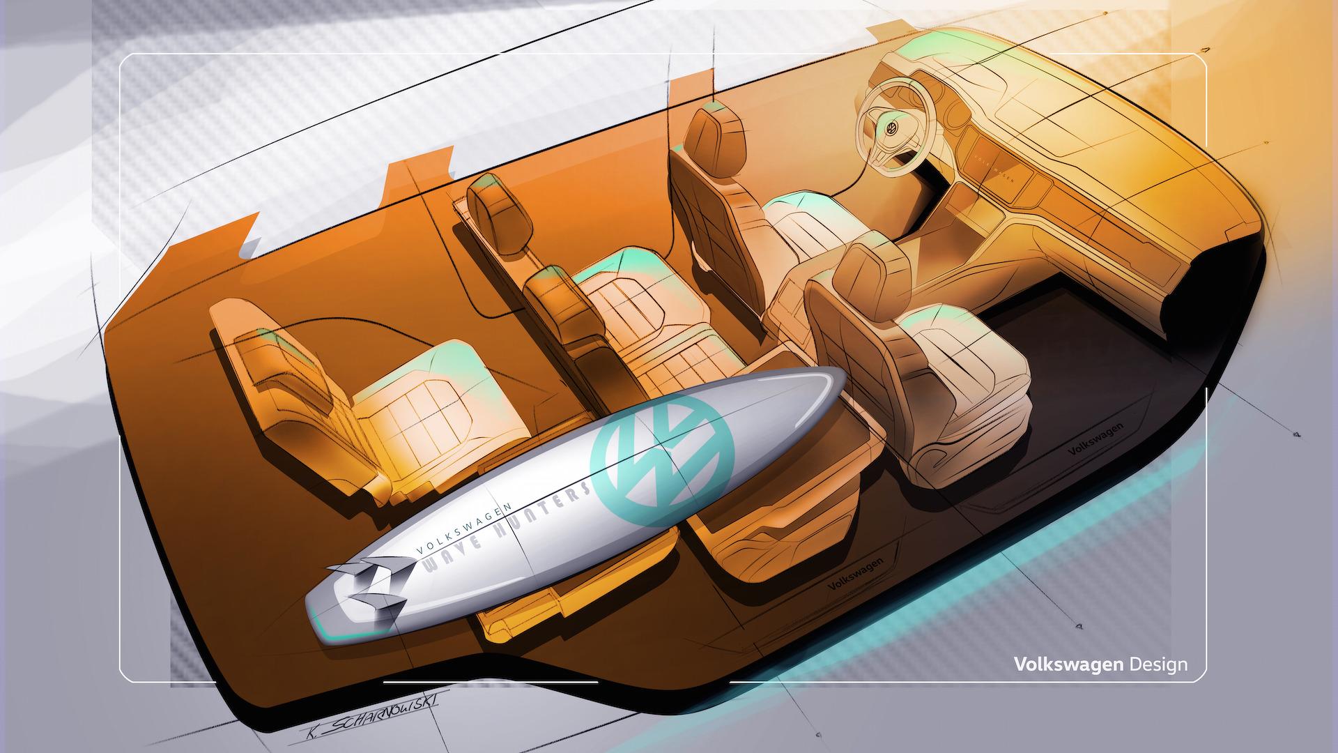 Новый семиместный кроссовер Volkswagen Atlas представлен официально