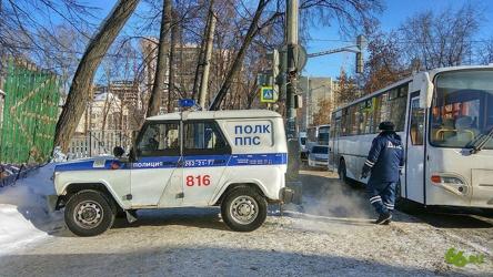 ФСБ и милиция нагрянули вмечеть Екатеринбурга