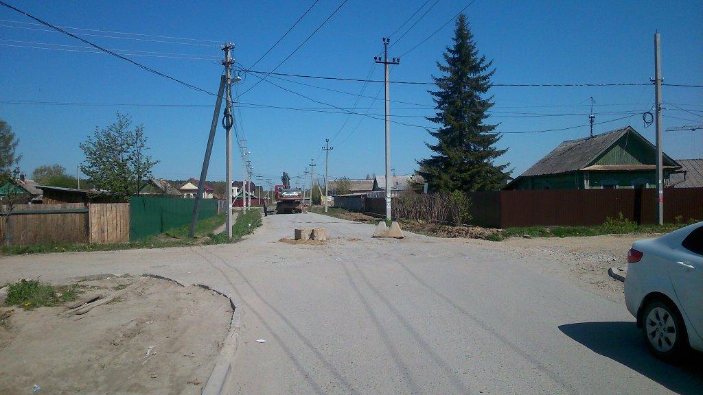 Мучения новоселов закончены: жители Мичуринского заставили ЛСР построить дороги в микрорайоне