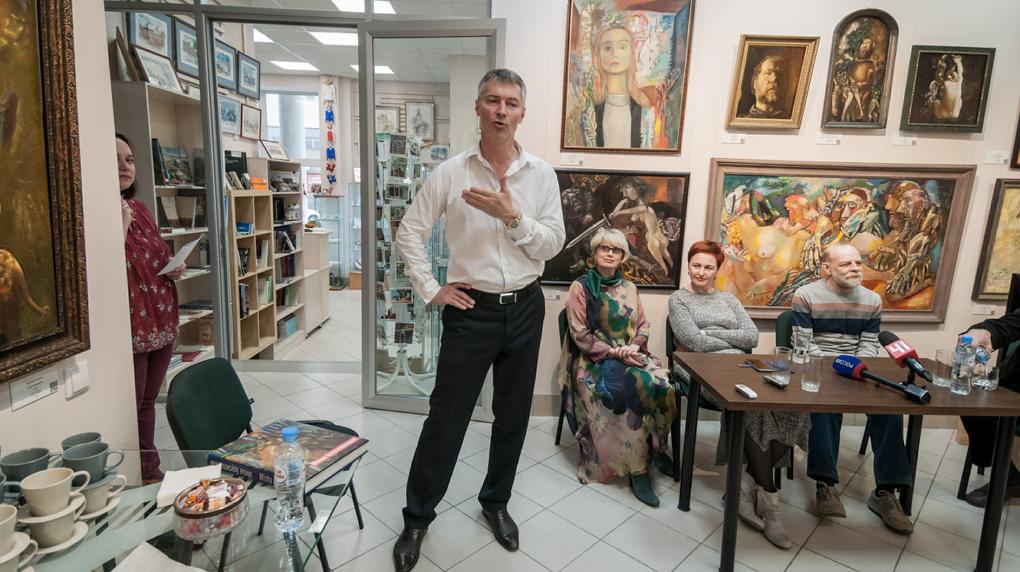 ВЕкатеринбурге открылся музей Миши Брусиловского