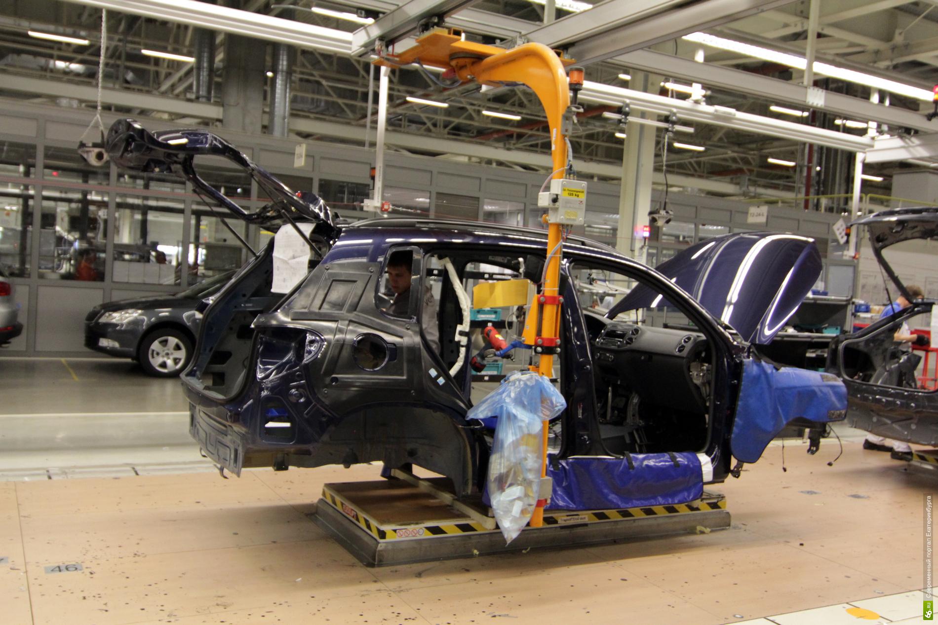 Кабмин хочет закрыть поагрегатный ввоз и SKD-сборку автомобилей в Украине.