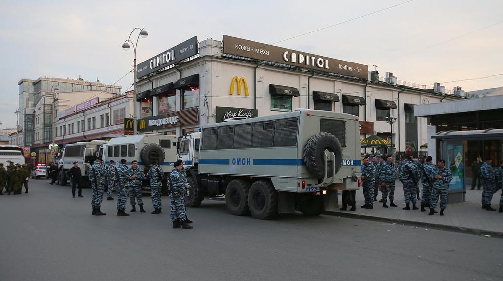 Милиция проводит проверку информации обизбиении поклонника «Локомотива» после игры с«Уралом»