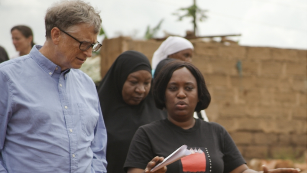 Основатель Microsoft Билл Гейтс завел аккаунт в социальная сеть Instagram