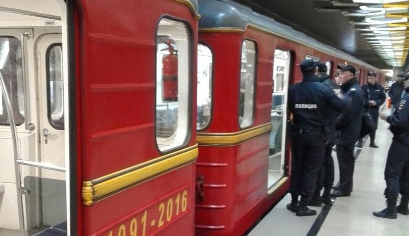 ВЕкатеринбурге закрыли две станции метро Сегодня в10:27