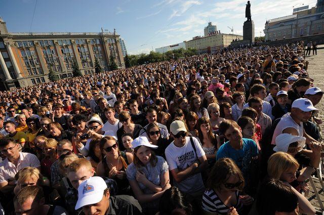 Екатеринбуржцы поздравят город с юбилеем хоровым пением