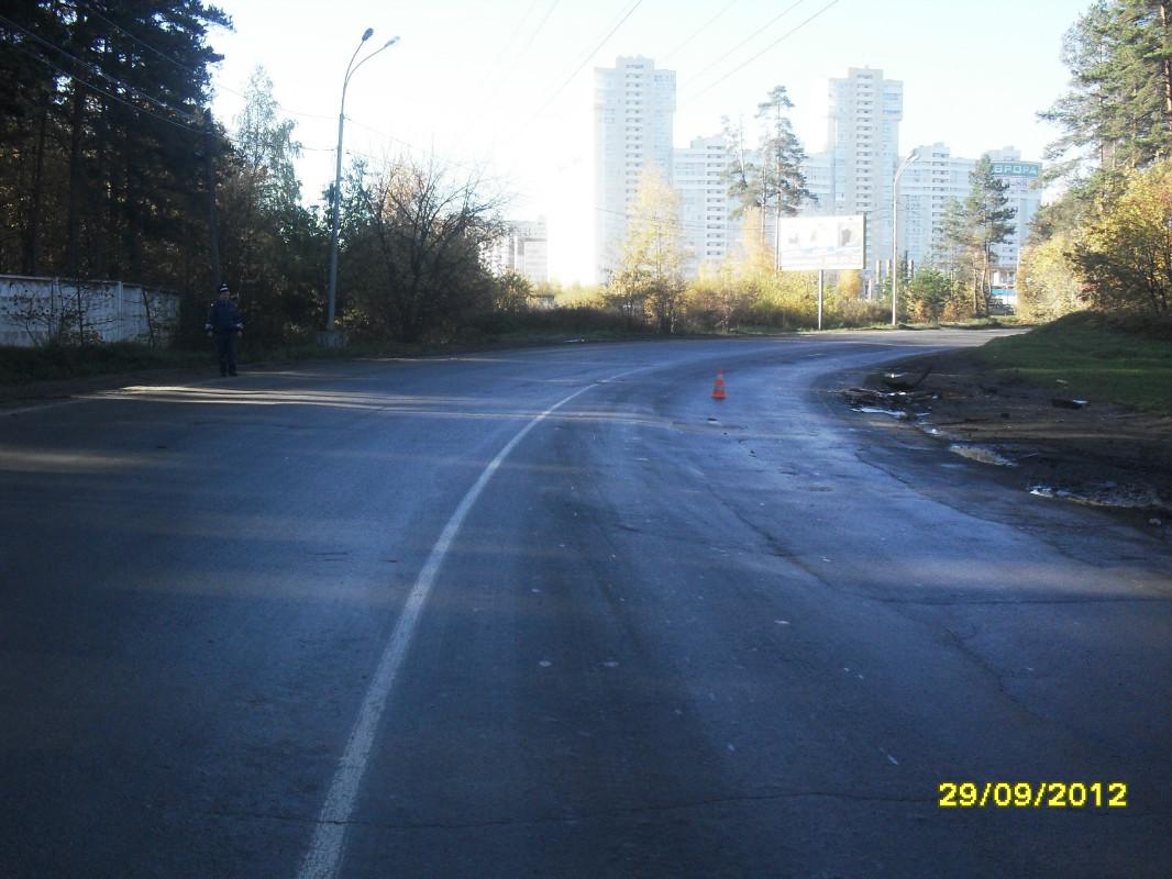 Водитель ВАЗа получил тяжелые травмы в ДТП на Московском тракте