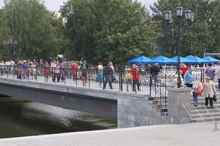 Празднование Дня города растянется на половину августа