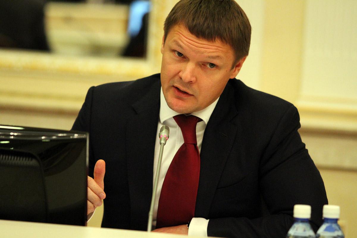 Багаряков наехал на заявочный комитет «ЭКСПО-2020»