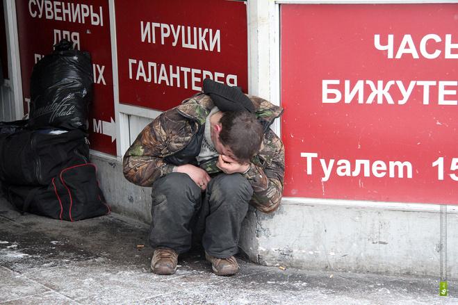 В Екатеринбурге трех бомжей подозревают в изнасиловании их знакомого