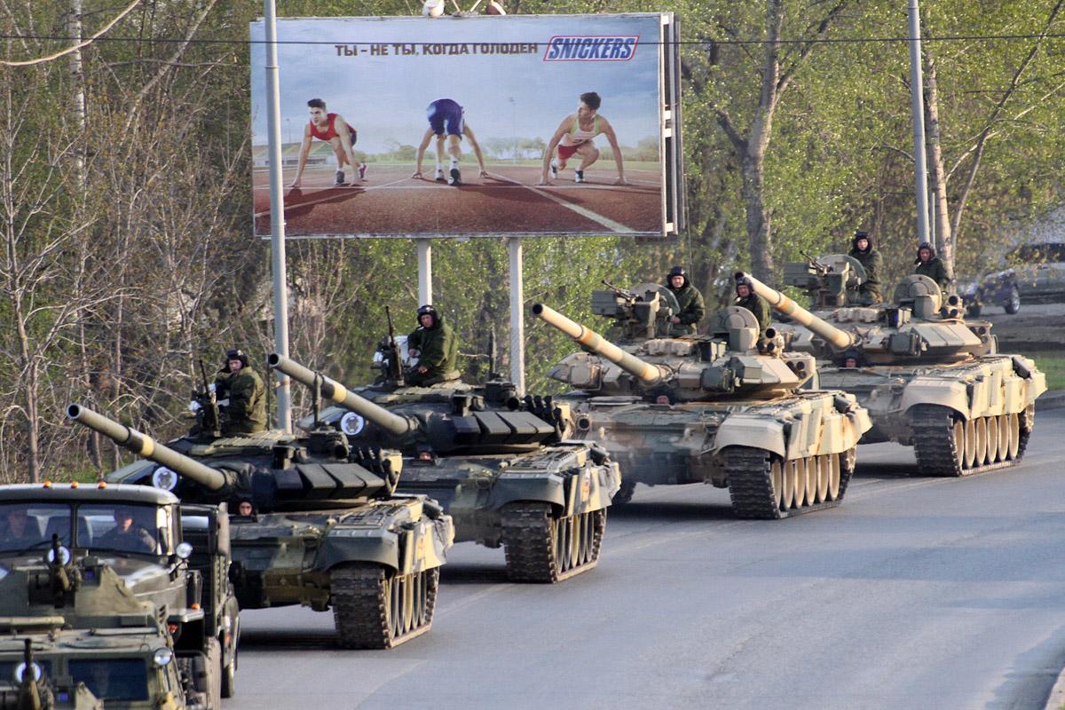 Остановку на вокзале хотят переименовать в честь уральских танкистов