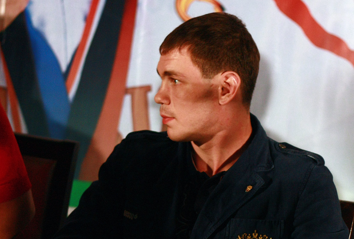 Олимпийский чемпион Егор Мехонцев вызвал Родиона Пастуха на поединок