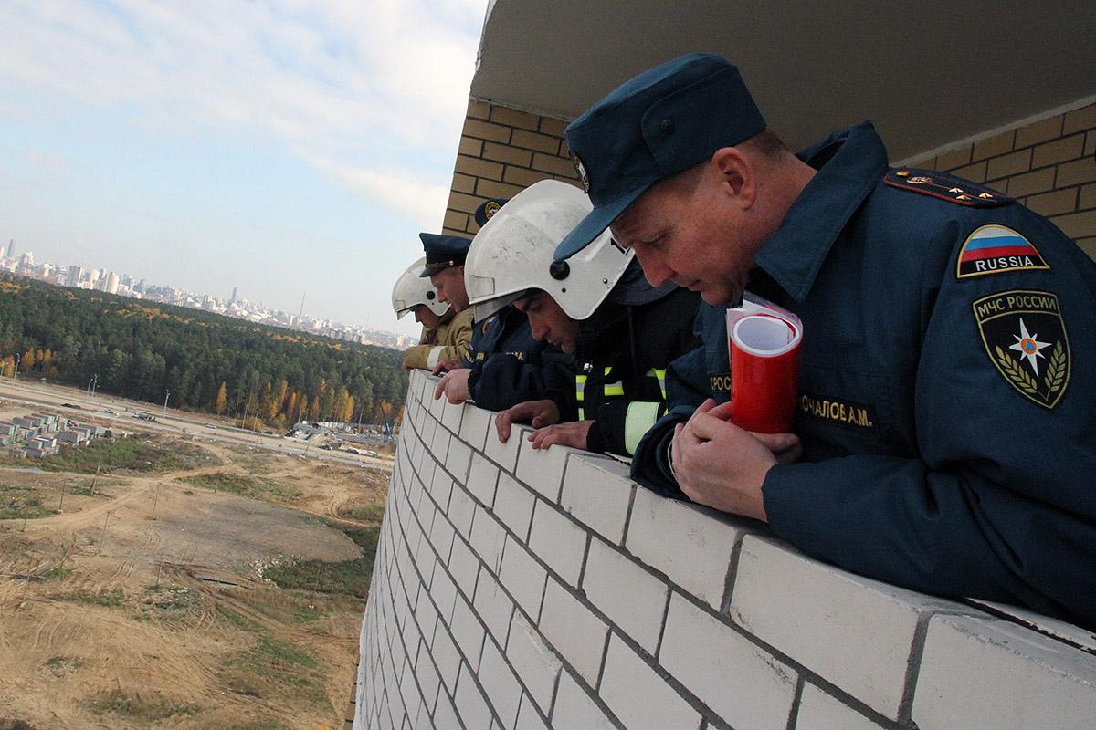 Вы все сгорите! Жильцы екатеринбургских высоток не хотят учиться эвакуации