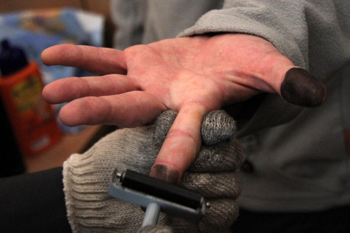 В Горном Щите мать-пенсионерка зарезала сына на пьянке