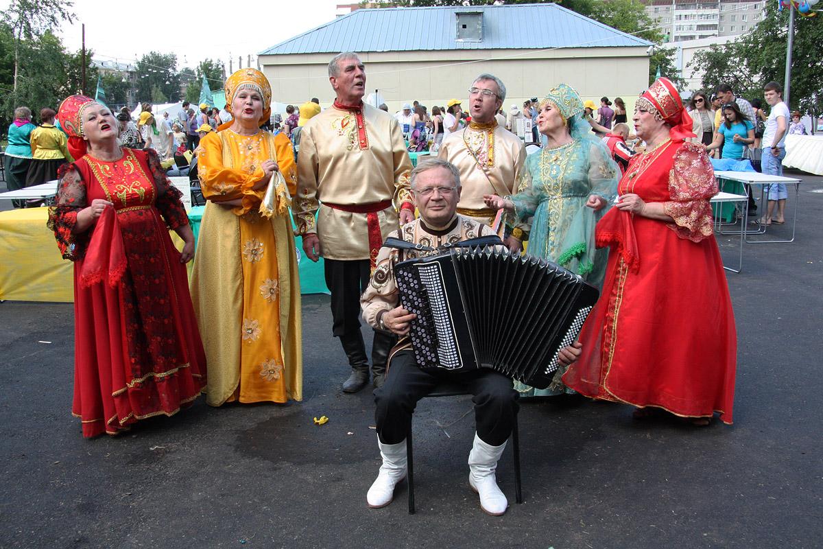 Федеральный Сабантуй в Екатеринбурге: как это было