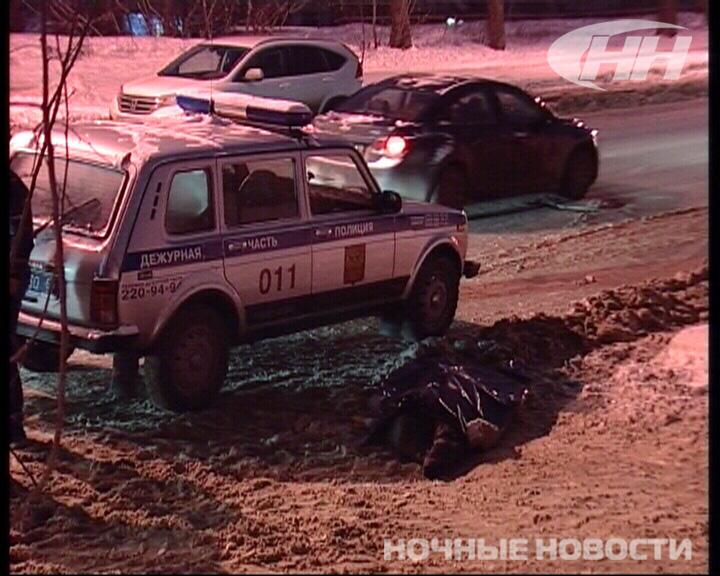 Ночью возле гаражей на Восточной убили мужчину