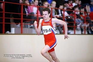 Екатеринбургские легкоатлеты везут домой 5 медалей первенства России