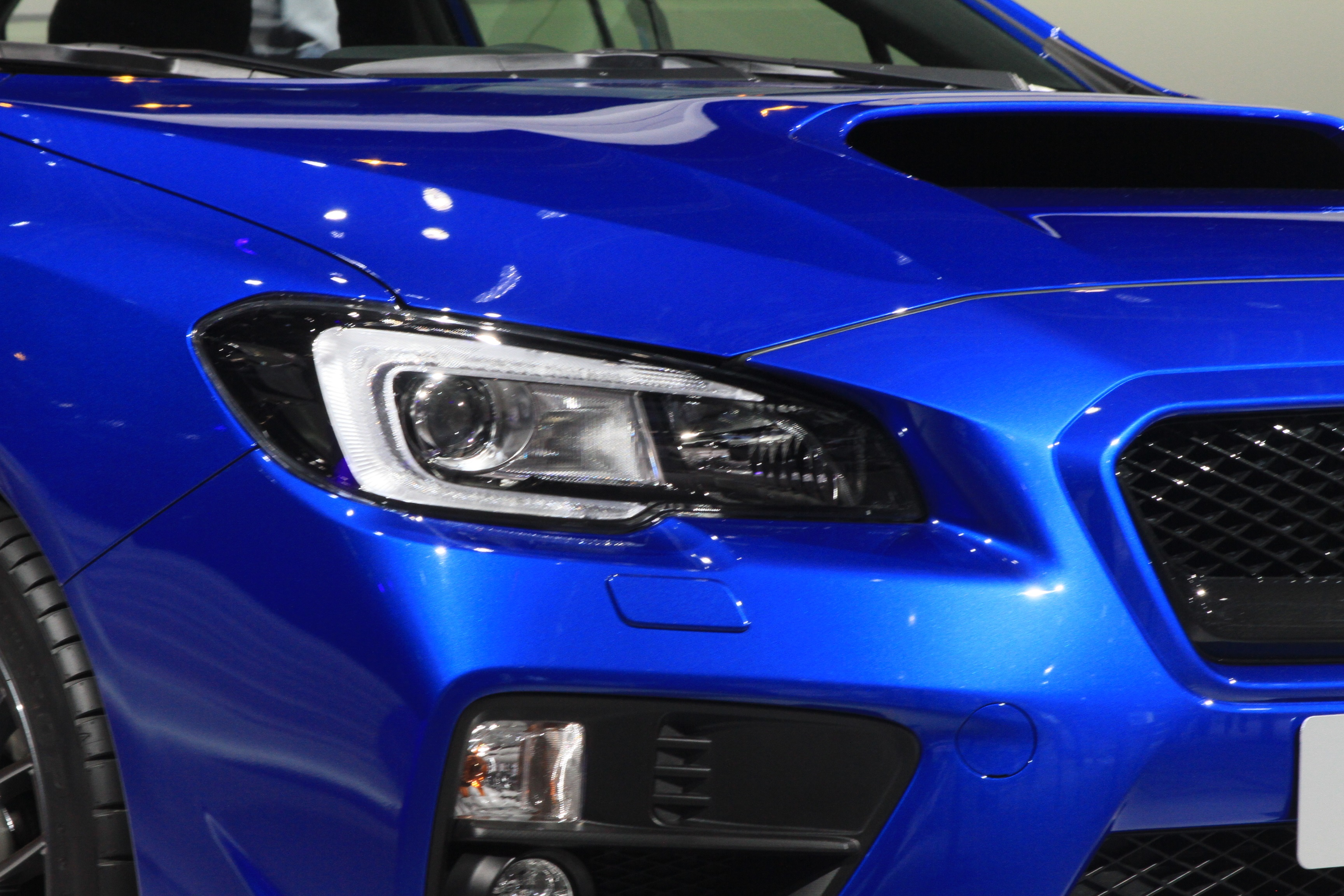 STIхия — гравий: смотрим на новое поколение самой быстрой Subaru