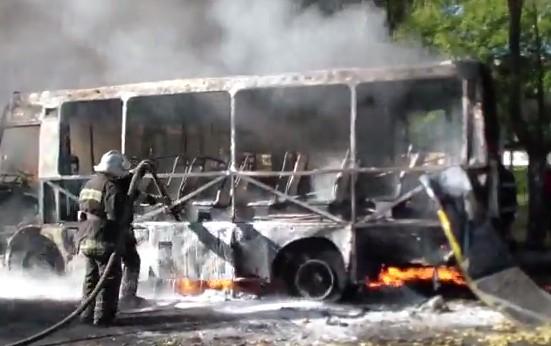 В Донецке в первый учебный день обстреляли школу
