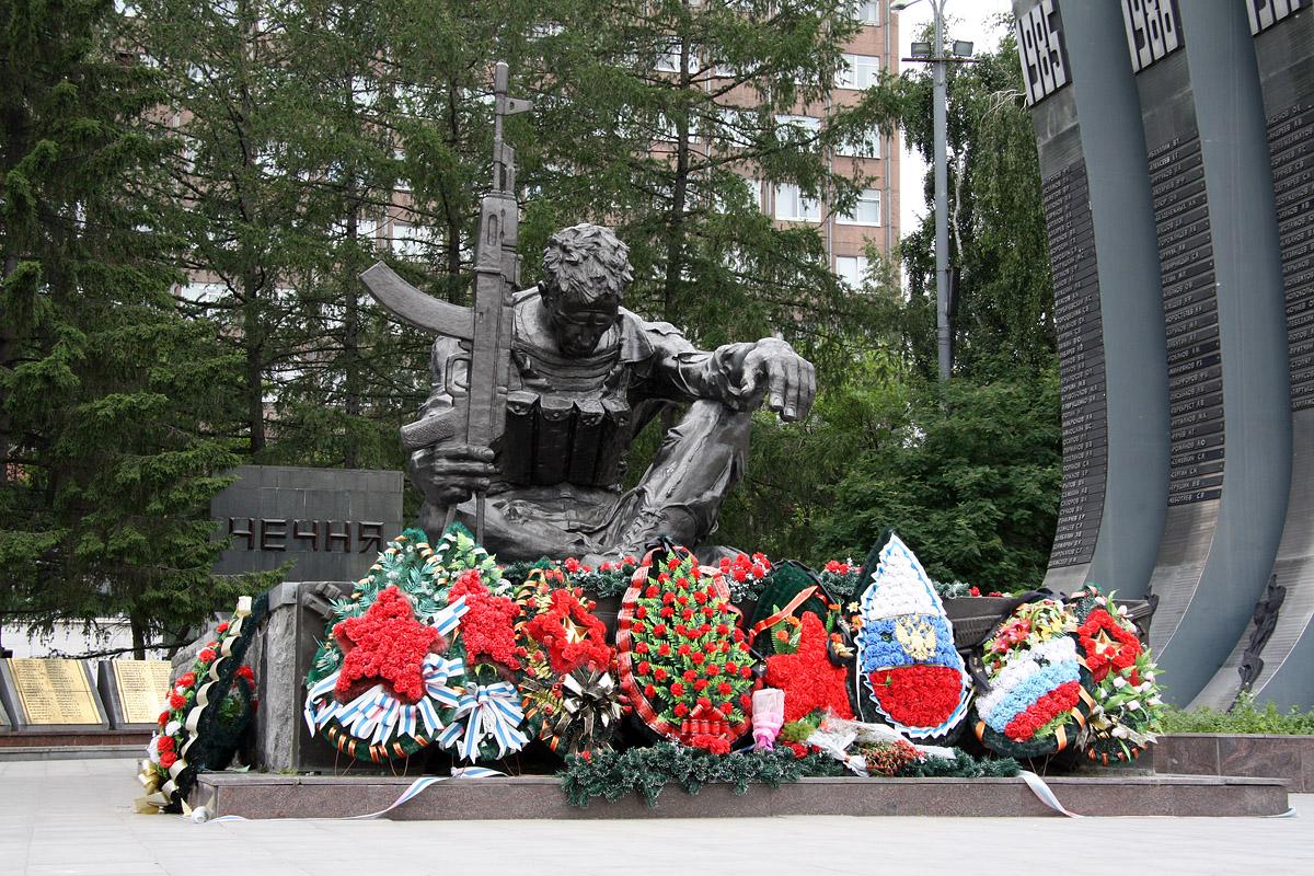 В Екатеринбурге откроют обновленный мемориал «Черный тюльпан»