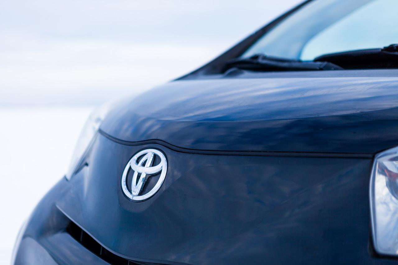 Личный опыт: Татьяна Перевалова и Toyota iQ