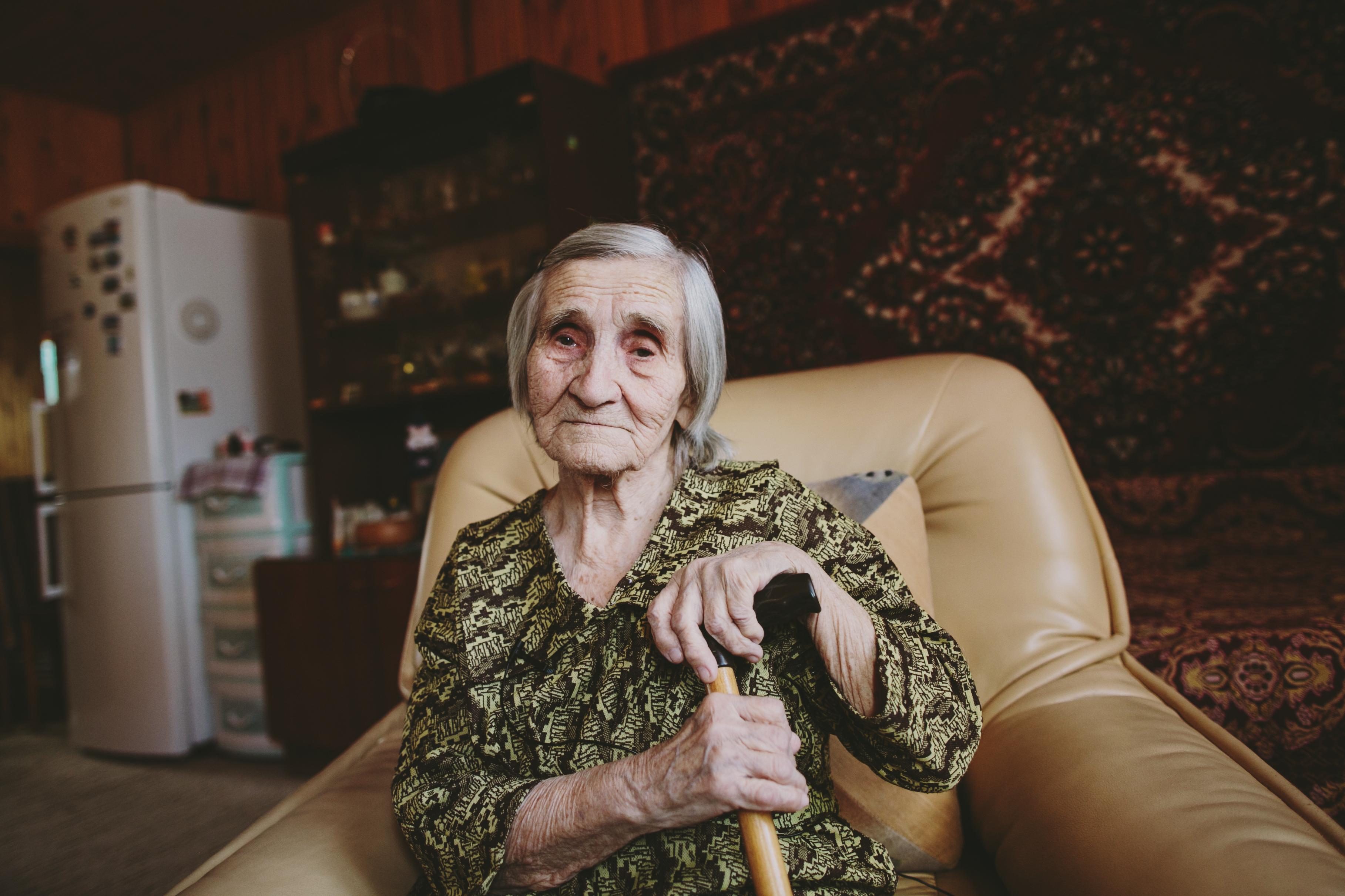 Живые легенды: Алевтина Владимировна. Публикуем истории ветеранов из Верхней Пышмы
