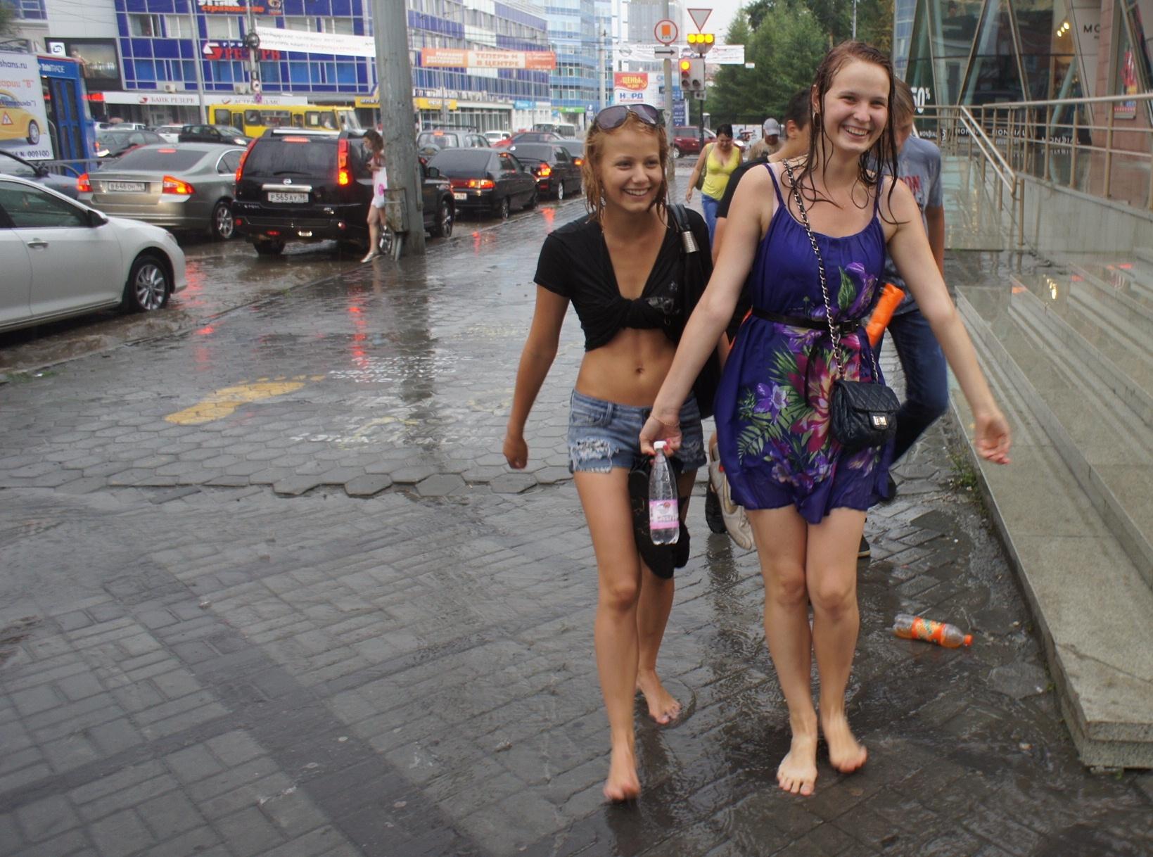 Прогноз погоды на неделю: дожди оставят Екатеринбург только к выходным