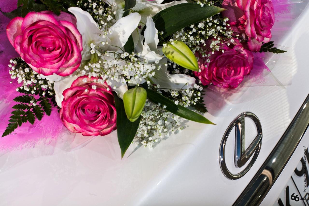 VIP-test: весна, Кристина Волкова и Lexus ES350