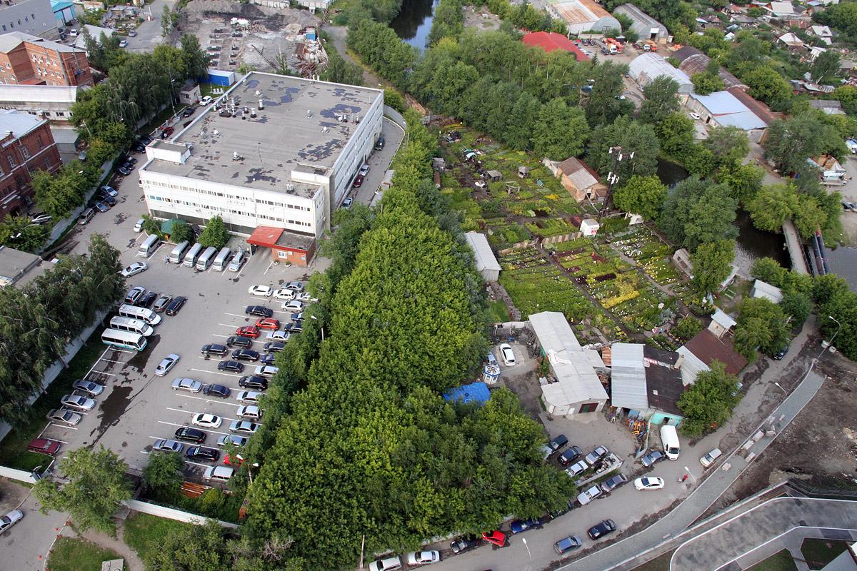 Парки не спасли: Екатеринбург рухнул в экологическом рейтинге городов