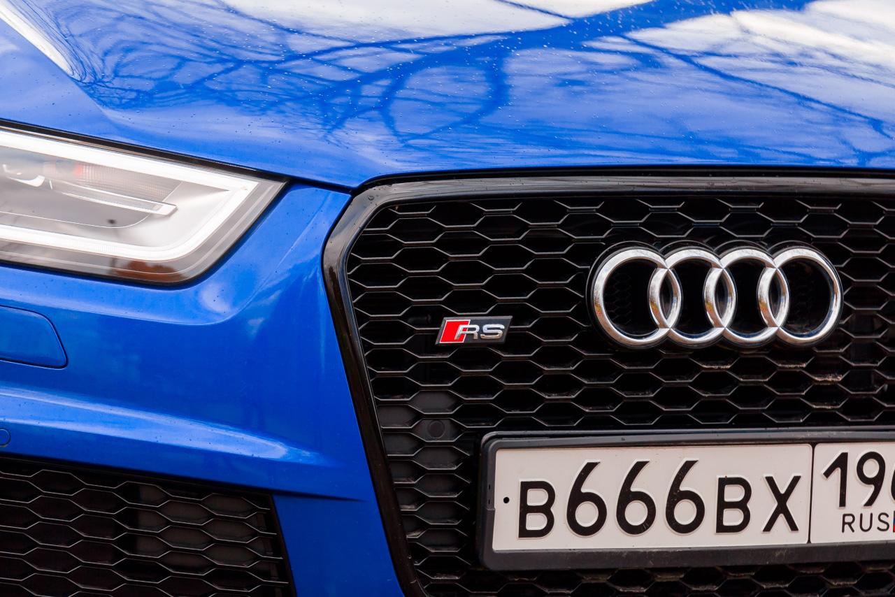 Личный опыт: Роман Ибатуллин и Audi RS Q3