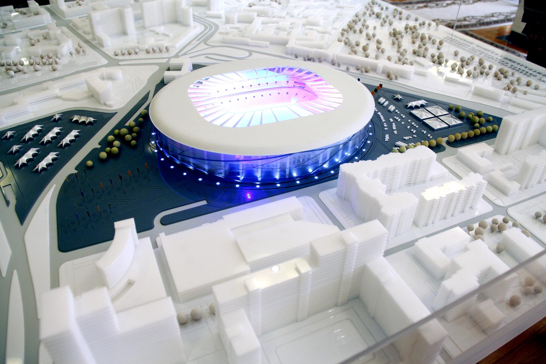 Finita la comedia: реконструкция Центрального стадиона невозможна