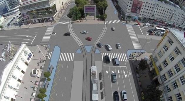 Урбанисты представили Липовичу проекты реконструкции проспекта Ленина в Екатеринбурге