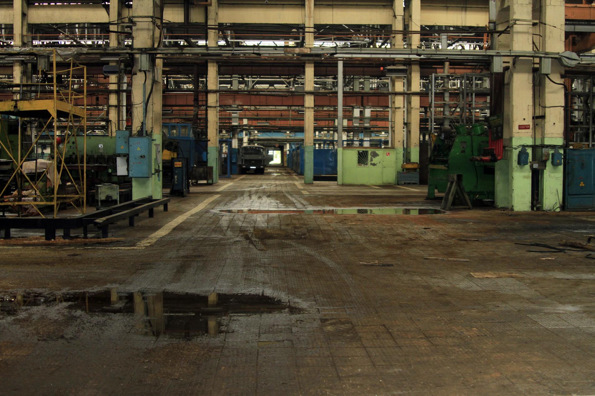 В свердловские заводы в 2012 году вложили 15 млрд рублей