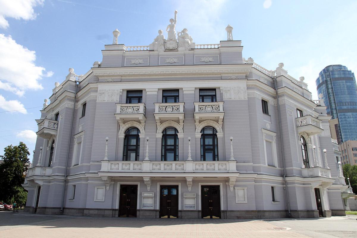 В Екатеринбурге поставят оперу на санскрите