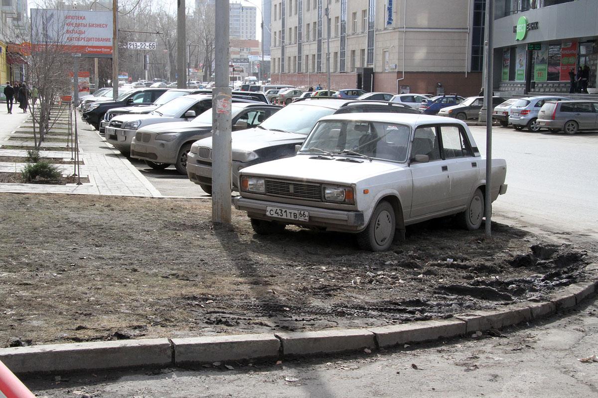 Застройщики не знают, как заманить екатеринбуржцев в паркинги