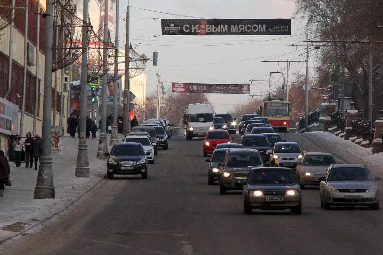 Власти Екатеринбурга представили новую версию проекта улично-дорожной сети
