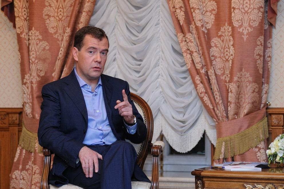 Дмитрий Медведев: Европа потеряет российский рынок из-за санкций