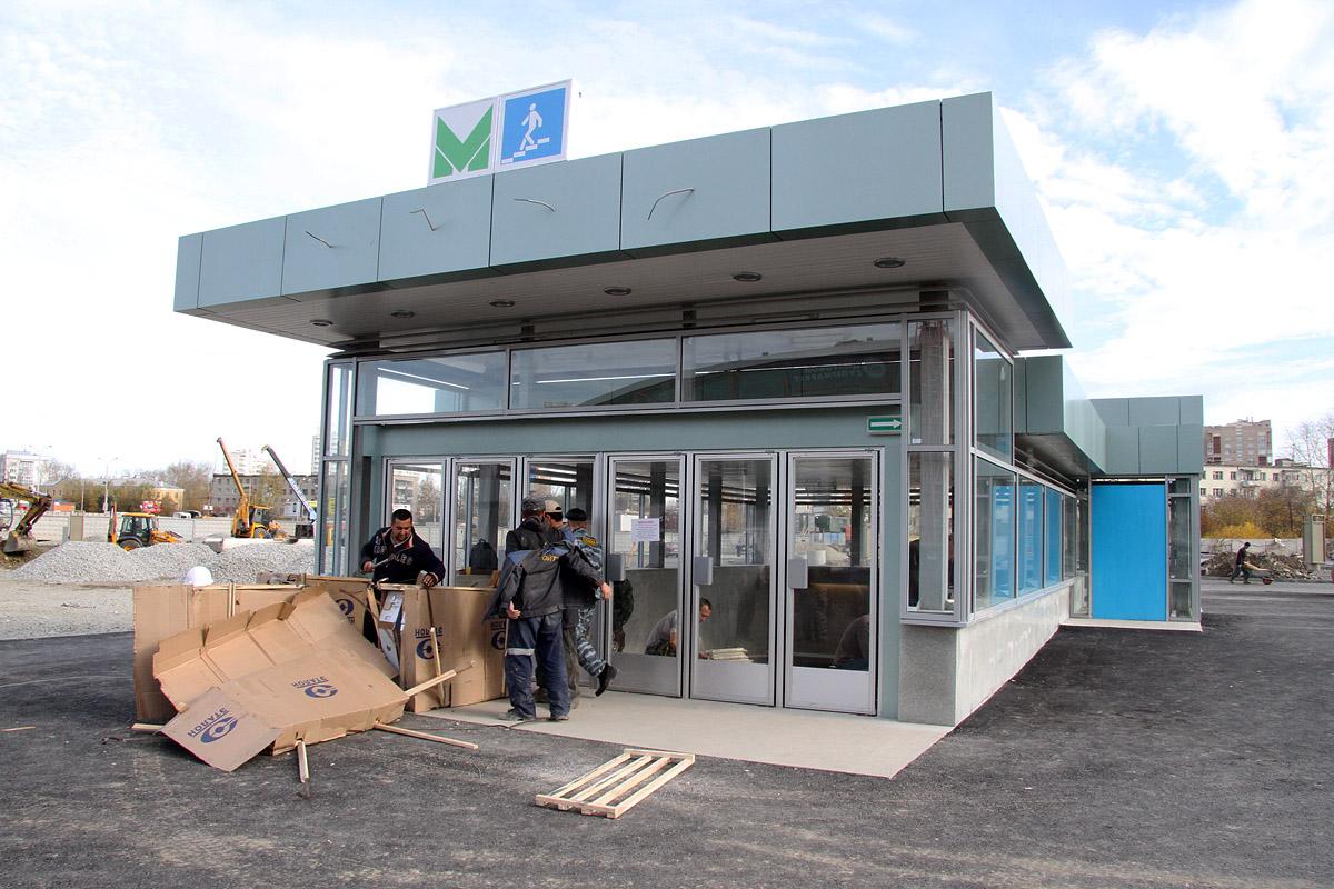 Станция метро «Ботаническая» как есть: без купюр