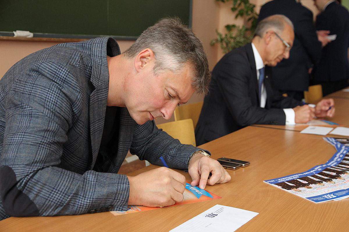 Кем хочет стать мэр: Ройзман написал письмо в будущее