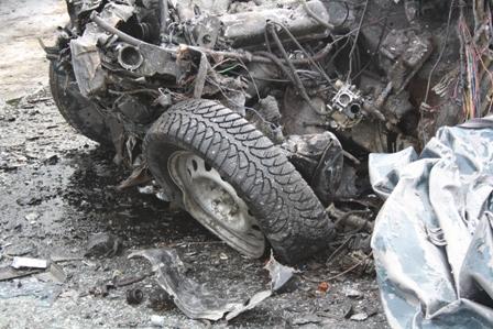 В аварии около Богдановича погибли два человека