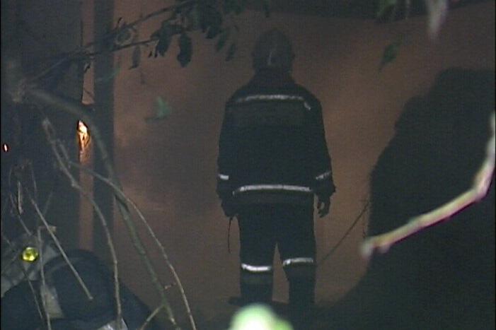 Пожарные не могли потушить пожар на Уралмаше из-за лопнувшей трубы