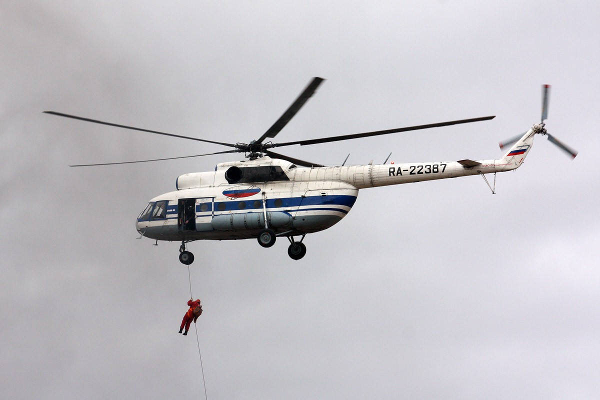 Уральской авиабазе не хватит денег, чтобы тушить пожары все лето