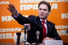Максим Петлин решил стать мэром Екатеринбурга