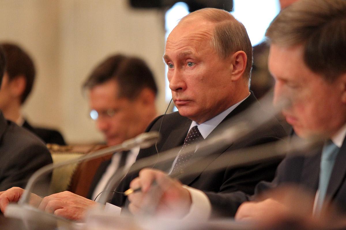 Президент Путин дал 7 советов мэру Ройзману