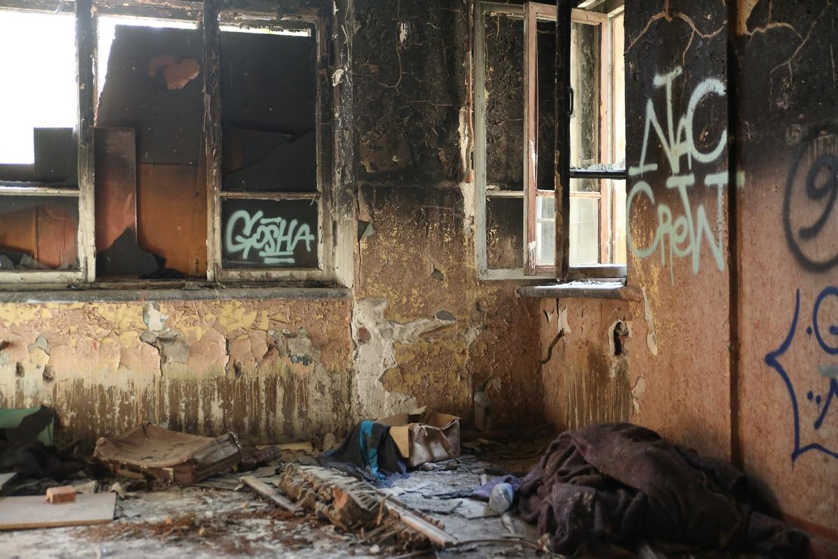 Рейд 66.ru: на Уралмаше растет число огнеопасных трущоб