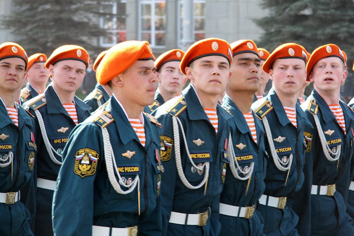 В Екатеринбурге к ЧМ-2018 появится «спецназ» МЧС