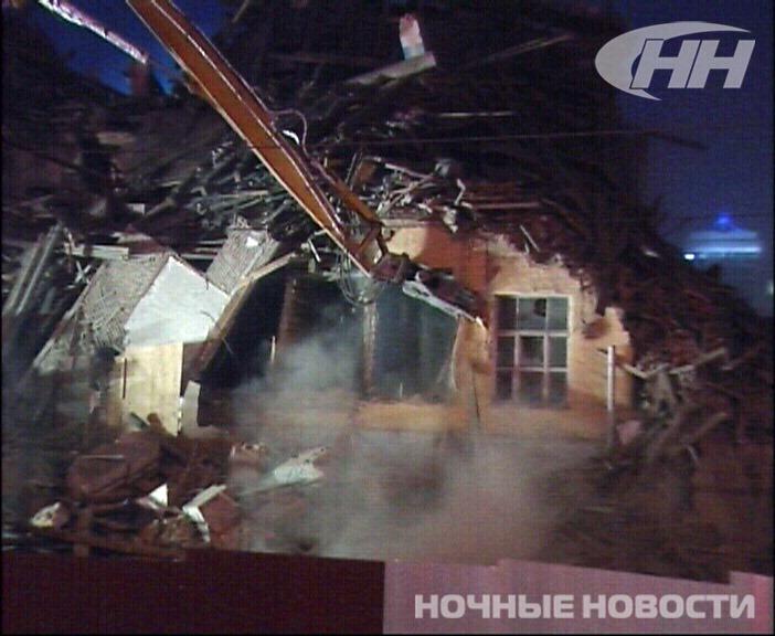 В Екатеринбурге снесли бывшую казарму