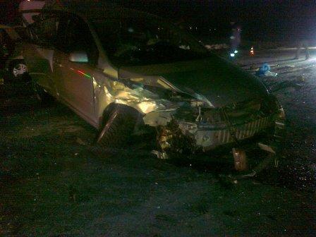 В тройном ДТП возле Камышлова погибла пассажирка «Жигулей»