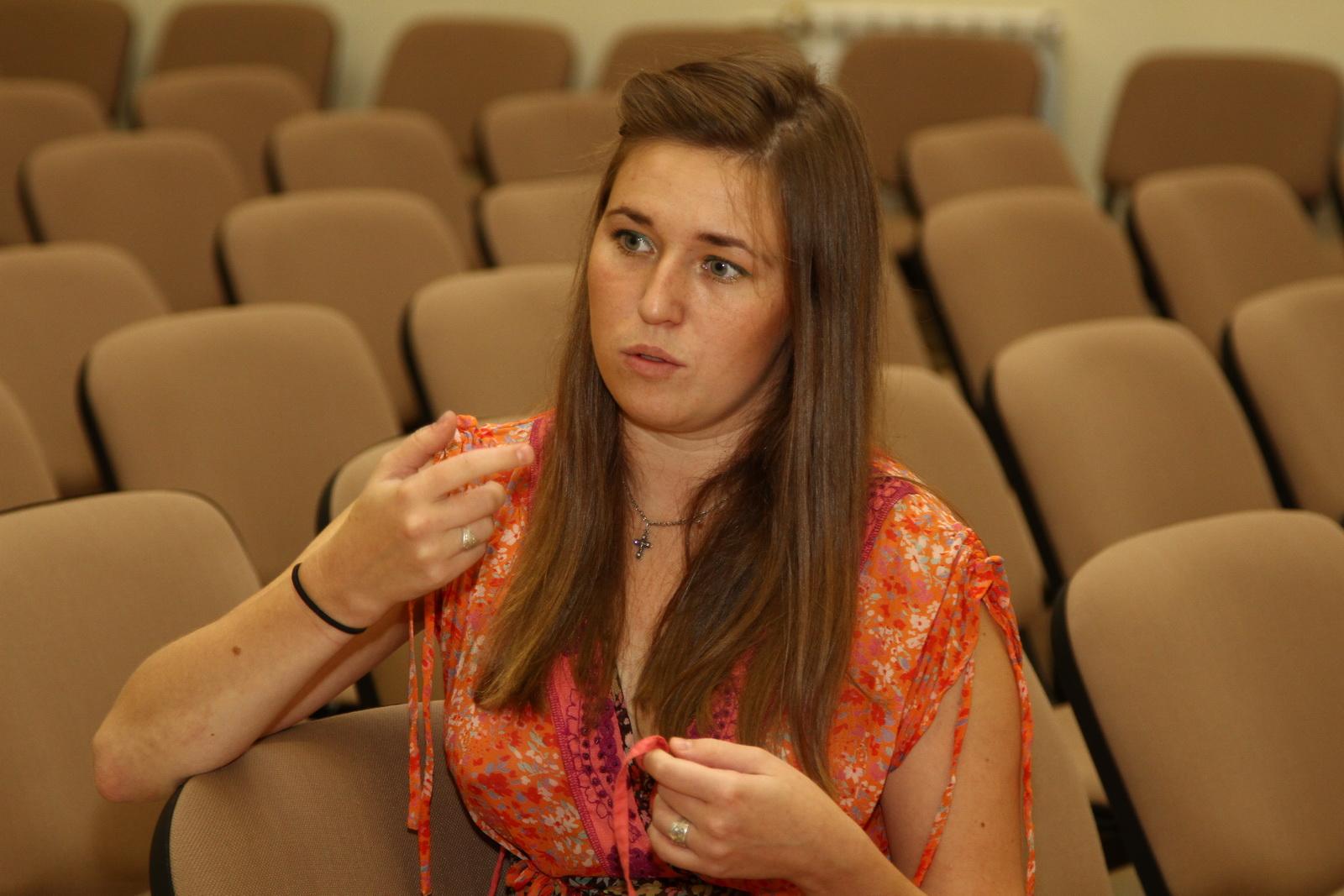 Таня Павлова, театр «Игра»: «Подростки знакомятся в Сети, чтобы заниматься сексом за деньги»