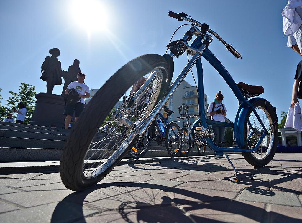 Минтранс смягчит ПДД для велосипедистов